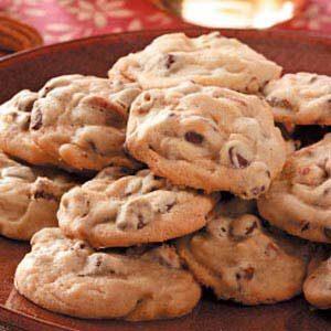 Honey Maple Cookies