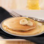 Breakfast Banana Pancakes
