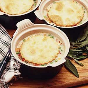 Chicken Potpies