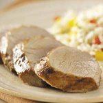 Grilled Ginger Pork Tenderloin