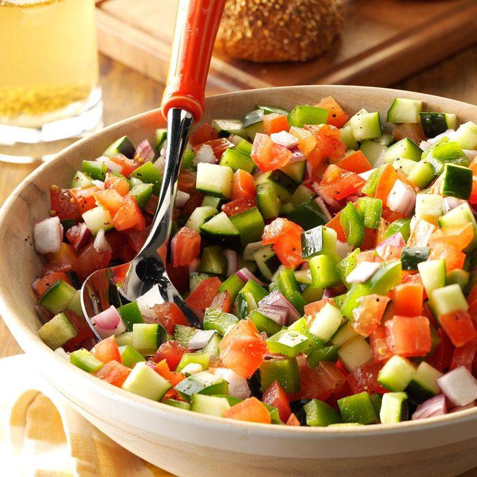 Chopped Garden Salad