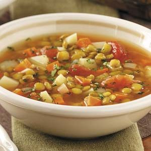 Lentil Soup for the Soul