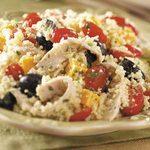 Turkey Couscous Salad