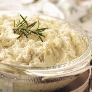 Rosemary Mashed Potatoes