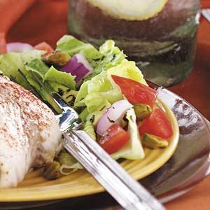 Pistachio Herb Salad