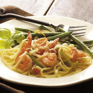 Cajun Shrimp Linguine
