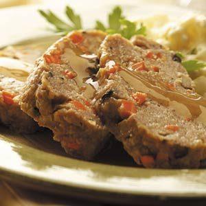 Maple Glazed Vermont Turkey Loaf
