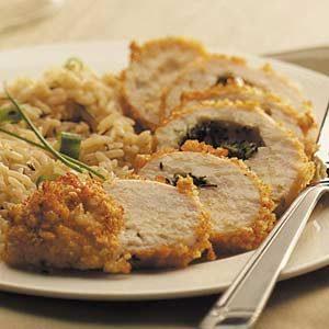 Light Chicken Kiev