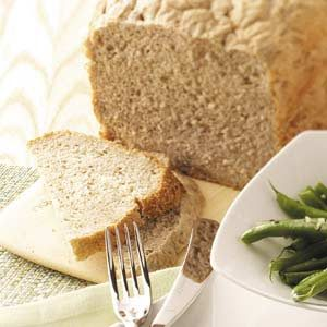 Dilled Wheat Bread