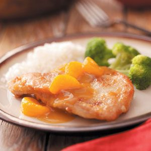 Spiced Mandarin Orange Chicken
