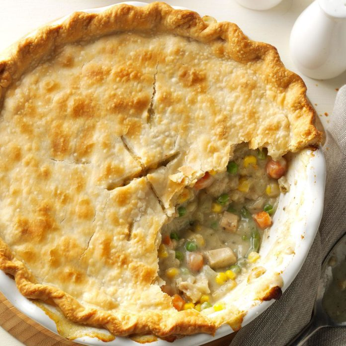 1952: Chicken Pot Pie