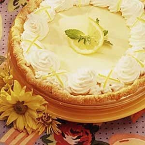 Luscious Lemon Pie