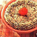 Spinach and Herb Potato Casserole