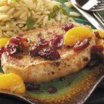 Cranberry-Orange Pork Chops