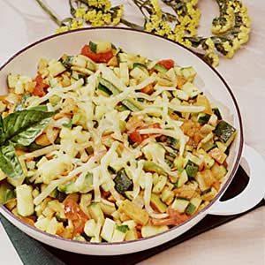 Zesty Zucchini Skillet