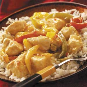Nacho Chicken & Rice