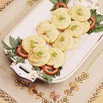 Crabmeat-Cheese Appetizers