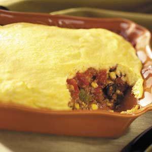 Spoon Bread Tamale Bake