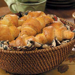 Cheese Crescents