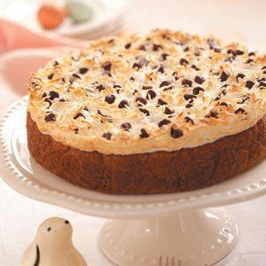 Buttermilk Torte