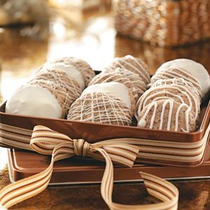 Snow-Covered Cookies