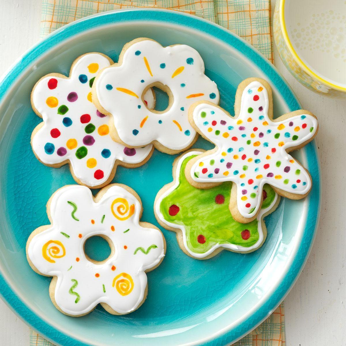 Best Ever Sugar Cookies Recipe Taste Of Home