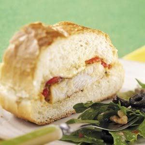 Fish Sandwich Loaf