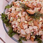 Easy Salmon Potato Salad