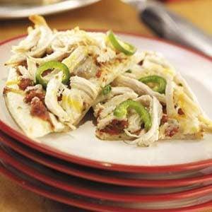 Jalapeno Chicken Pizza