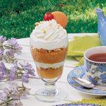 Butterscotch Pudding Parfaits