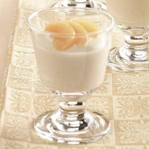 Creamy Peaches