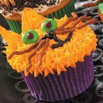 Scaredy-Cat Cupcakes