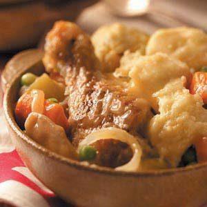 Sunday Chicken Stew