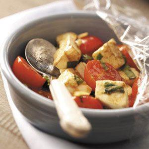 Mozzarella Tomato Salad
