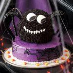 Spooky Spider Cake