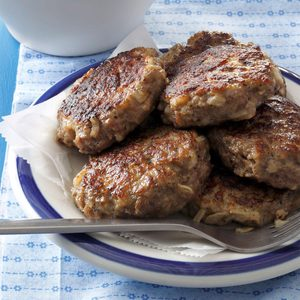 Pork Sausage Patties