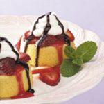 Strawberry Chocolate Shortcakes
