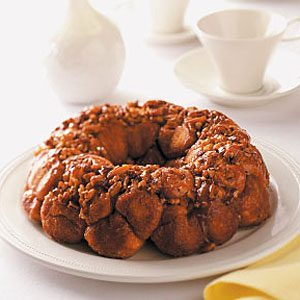Pull-Apart Sticky Bun Ring