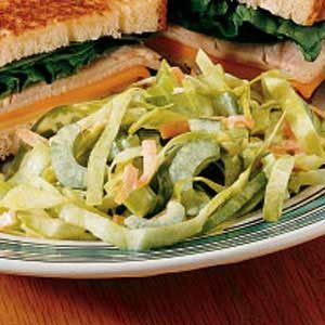 Slaw for Two