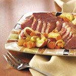 Glazed Corned Beef Dinner