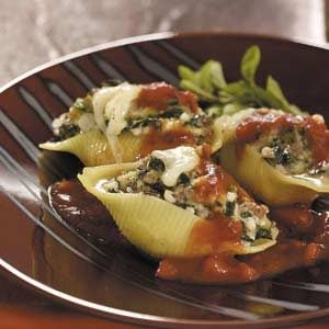 Makeover Cheese-Stuffed Shells