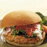 Mexican-Inspired Turkey Burgers