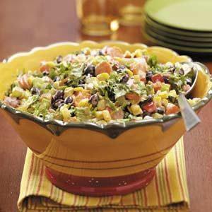 Mexican Fiesta Salad