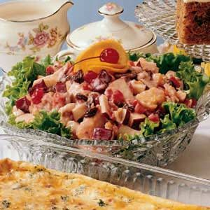 Fruit 'n' Nut Salad