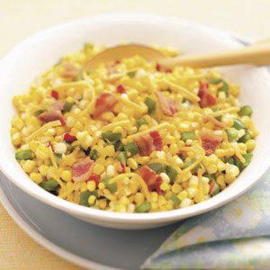 Fresh Corn Medley