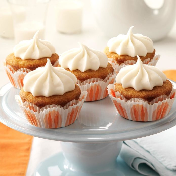 Amaretto Dream Cupcakes