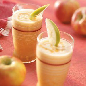 Caramel Apple Slushies