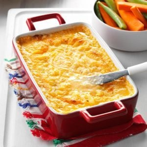 Baked Onion Cheese Dip