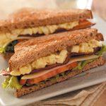 Sunny BLT Sandwiches