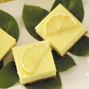 Favorite Lemon Cheesecake Dessert